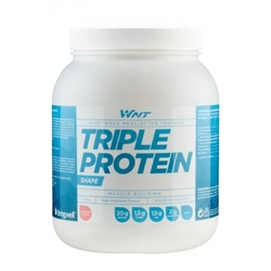 Medium wnt triple protein jordgubb 1000 g 139391 9700 193931 1 product