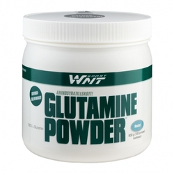 Medium wnt glutamine powder naturell 500 g 139701 3800 107931 1 product