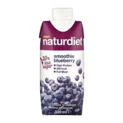 Medium naturdiet smoothie blueberry 330 ml 152361 1005 163251 1 product