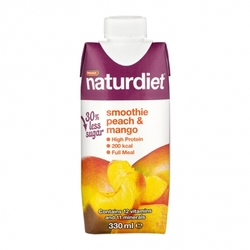 Medium naturdiet smoothie peach mango 330 ml 152371 3005 173251 1 product