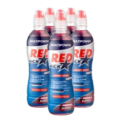 Medium 6 x multipower red kick drink 6 x 500 ml 152451 5615 154251 1 product