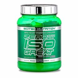 Medium scitec zero sugar fat isogreat vanilj skogsbaer pulver 900 g 14381 0793 18341 1 product