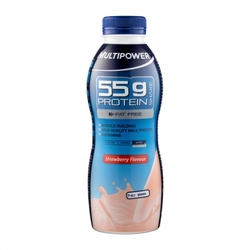 Medium multipower 55g protein shake jordgubb 500 ml 17761 2757 16771 1 product