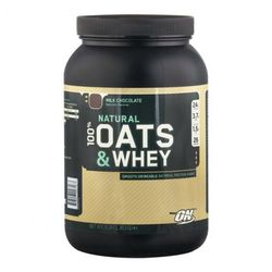 Medium optimum nutrition natural 100 oats whey milk chocolate pulver 1363 g 39041 9098 14093 1 product