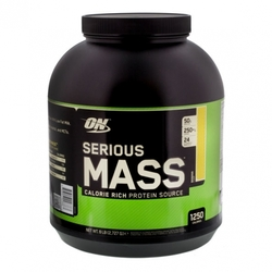 Medium optimum nutrition serious mass banana pulver 2727 g 39111 9922 11193 1 product