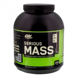 Medium optimum nutrition serious mass chocolate pulver 2727 g 39121 3532 12193 1 product