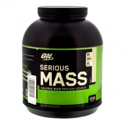 Medium optimum nutrition serious mass vanilla pulver 2727 g 39141 5182 14193 1 product