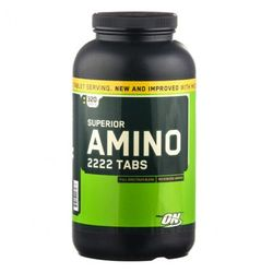 Medium optimum nutrition superior amino 2222 tabletter 320 styck 39151 1058 15193 1 product