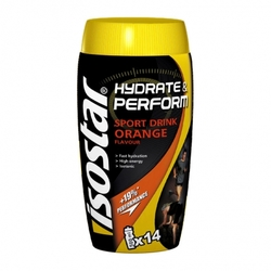 Medium isostar hydrate perform orange pulver 560 g 69091 8276 19096 1 product