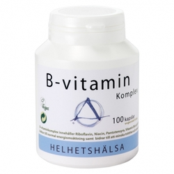 Medium helhetshaelsa b vitaminkomplex 100 styck 76121 6792 12167 1 product