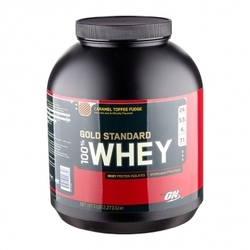 Medium optimum nutrition 100 whey gold standard caramel toffee pulver 2273 g 80201 4731 10208 1 product