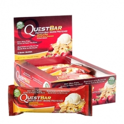 Medium quest nutrition questbar apple pie bar 12 x 60 g 80241 5748 14208 1 product