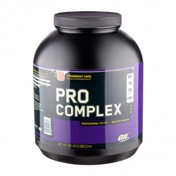Medium optimum nutrition pro complex strawberry pulver 2090 g 80811 5731 11808 1 product