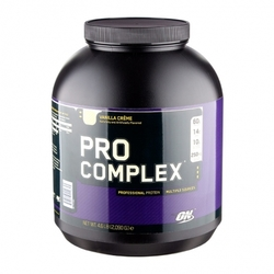 Medium optimum nutrition pro complex vanilla pulver 2090 g 80821 6731 12808 1 product
