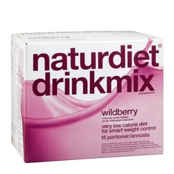 Medium naturdiet drinkmix wildberry 15 portioner 82471 8938 17428 1 product