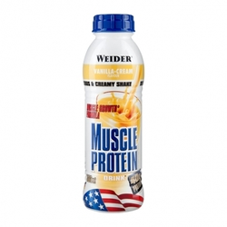 Medium weider muscle protein drink vanilj flaska 500 ml 84631 6441 13648 1 product