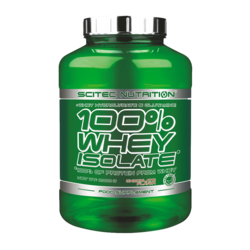 Medium scitec 100 whey isolate 440lb 2000g 1