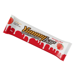 Medium bodyraise yummy bar smooth protein 35 g 1