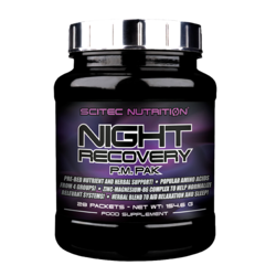 Medium scitec night recovery pm pak 28 packets 1