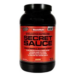 Medium musclemeds secret sauce 20 servings 1