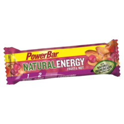 Medium powerbar natural energy fruit  nut bar 40 g 1