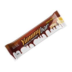 Medium bodyraise yummy bar crunchy protein 35 g 1
