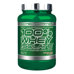 Medium scitec 100 whey isolate 154lb 700g 1