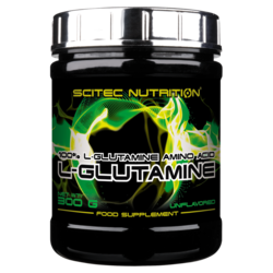 Medium scitec l glutamine 066 lbs 300g 1