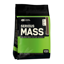 Medium optimum nutrition serious mass 12 lbs 5443g eu 1