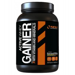 Medium self omninutrition active whey gainer 2 kg 1