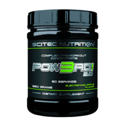 Medium scitec pow3rd 20 350g 1