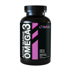 Medium self omninutrition active marine omega3 120 caps 1