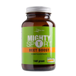 Medium mighty sport beet boost 140 gram alpha plus 1