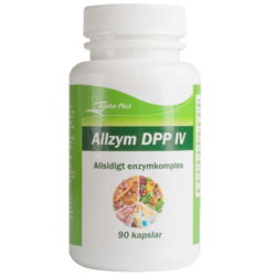 Medium allzym dpp iv kapslar 90 st alpha plus 1