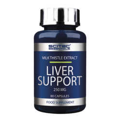 Medium scitec liver support 80 caps 1