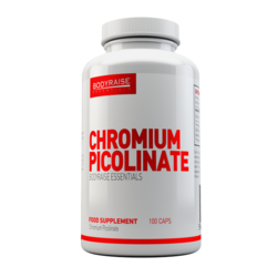Medium bodyraise chromium picolinate 100 caps 1