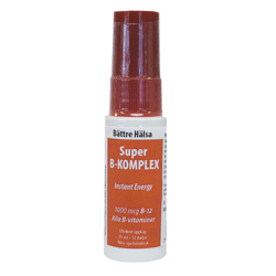 Medium super b komplex 25 ml battre halsa 1