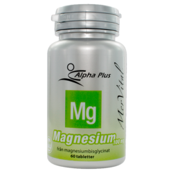 Medium magnesium alpha plus