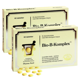 Medium 2 x bio b komplex pharma nord 1