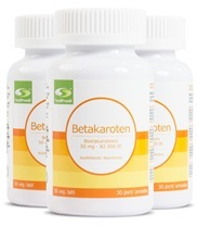 Medium betakaroten 3 pack 5193 med