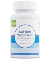 Medium kalciummagnesium  3434 med