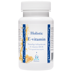 Medium holistic e vitamin 30 kapslar