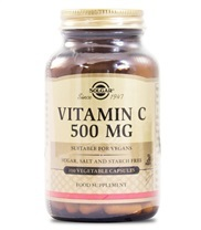 Medium vitamin c 500 mg 9401 med