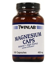 Medium magnesium caps twinlab 5315 med