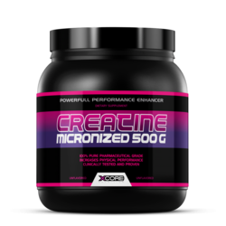Medium xcore creatine micronized 500g 1