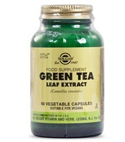 Medium green tea bladextrakt 8359 med