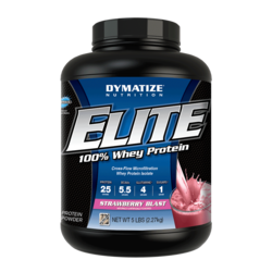 Medium dymatize elite whey protein 5 lb 2268g eu 1