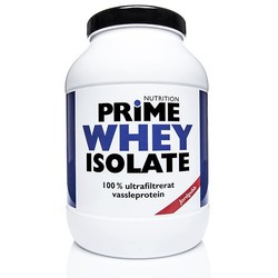 Medium prime nutrition isolate jordgubb