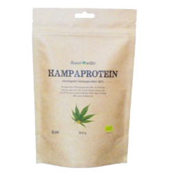 Medium hampa protein 50 eko 500 g
