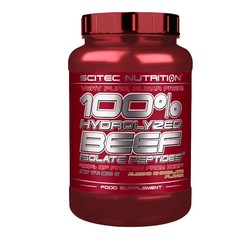 Medium scitec 100 hydrolyzed beef 900g almond chocolate